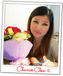 Photo of Charice Chen.