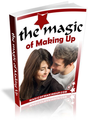 Magic of Making Up ebook.