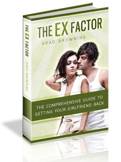 eBook cover for the Ex Factor Guide