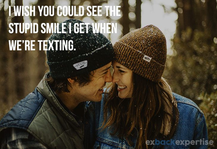 What to text your ex to get him back.