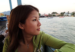 Photo of author Charice Chen
