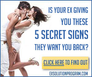 ESP Banner: Is your ex giving you these 5 secret signs they want you back?
