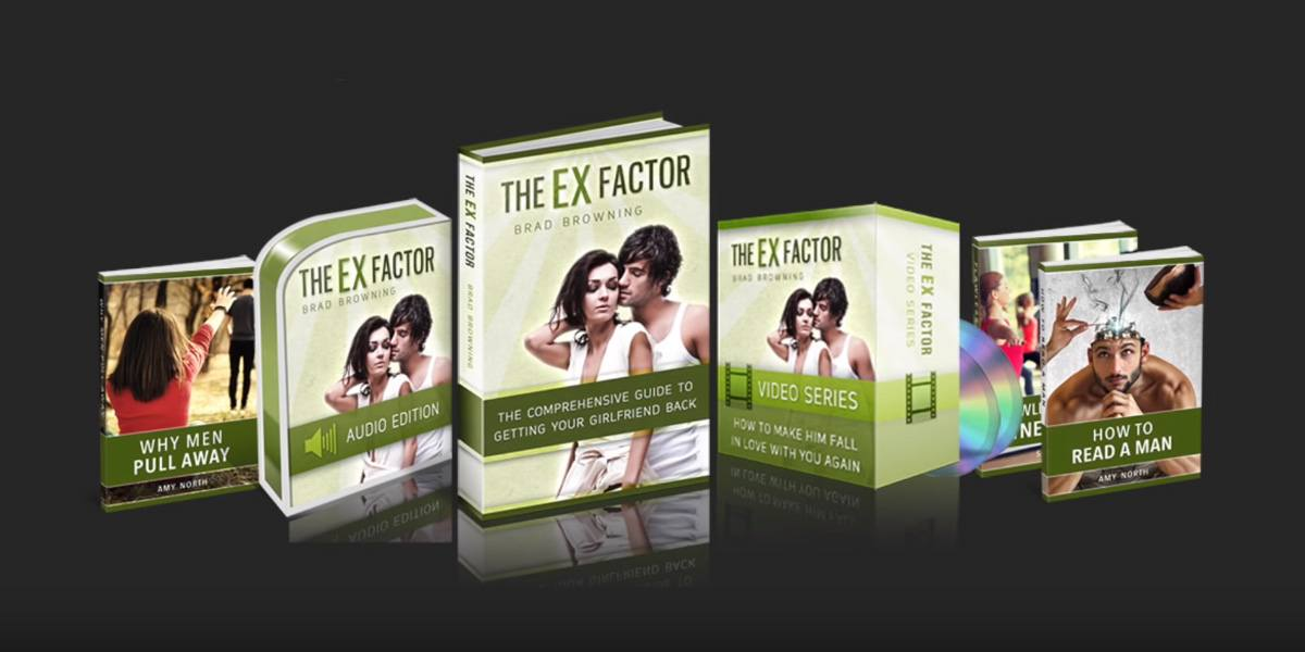 Ex Factor Guide Review: Brad's Secrets To Win His Heart Back